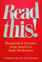 Read This!: Handpicked Favorites from...