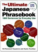 Ultimate Japanese Phrasebook: 1800...
