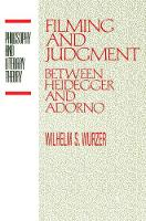 Filming And Judgment