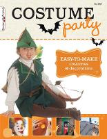 Costume Party Book: Easy-to-make and...