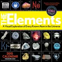 The Elements Wall Calendar 2015