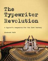 The Typewriter Revolution: A Typist's...
