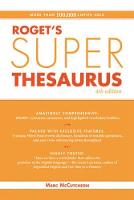 Roget's Super Thesaurus