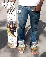 Made for Skate: The Illustrated...