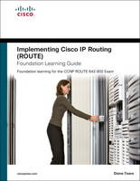 Implementing Cisco IP Routing (ROUTE)...