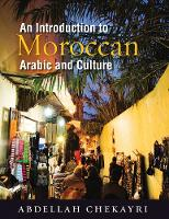 An introduction to Moroccan Arabic ...