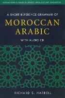 A short reference grammar of Moroccan...