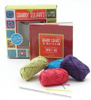 Granny Squares, One Square at a Time ...