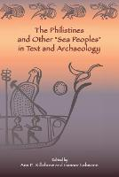 The Philistines and Other Sea Peoples...