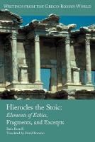 Hierocles the Stoic: Elements of...