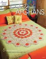 Doily Afghans: 5 Colorful Afghans ...