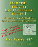ExamWise 2014 CFA Level I  Volume 1 -...