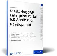 Mastering SAP Enterprise Portal 6.0...
