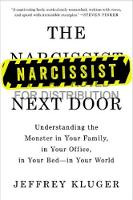 The Narcissist Next Door:...