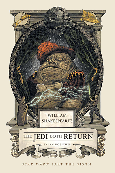 William Shakespeare's Star Wars: The...