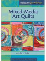 Mixed-Media Art Quilts