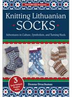 Knitting Lithuanian Socks