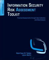 Information Security Risk Assessment...
