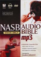 Voice Only Bible-NASB: The Elegance and Simplicity of the Spoken Word [With DVD]