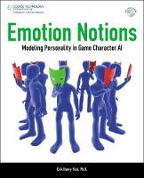 Emotion Notions: Modeling Personality...