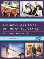 Business Statistics of the United...