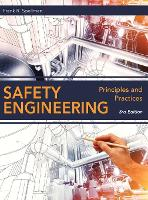 Safety Engineering: Principles and...