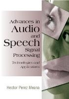 Advances in Audio and Speech Signal...