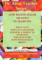 Low Blood Sugar or Hypos in Diabetes:...
