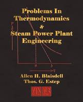 Problems In Thermodynamics And Steam...