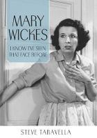 Mary Wickes: I Know I've Seen That...