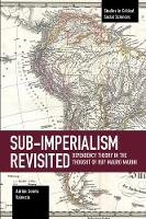 Sub-imperalism Revisited: Dependency...