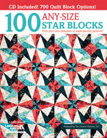 100 Any-size Star Blocks: Print Your...