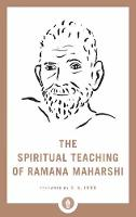 The Spiritual Teaching of Ramana...