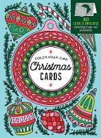 Color-Your-Own Christmas Cards: 30...