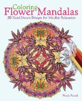 Coloring Flower Mandalas: 30...