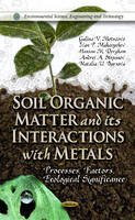 Soil Organic Matter and Its...