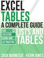Excel Tables: A Complete Guide for...