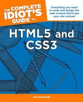 The Complete Idiot's Guide to HTml5 &...