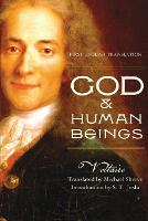 God and Human Beings: First English...