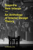 Toward a New Interior: An Anthology ...