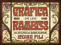 Grafica de les Rambles: The Signs of...