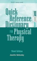 Quick Reference Dictionary for...