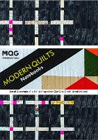 Modern Quilts Notebooks: Set of 3...