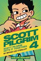 Scott Pilgrim Color Hardcover Volume...