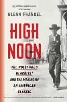 High Noon: The Hollywood Blacklist ...