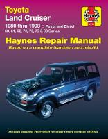 HM Toyota Land Cruiser D&P 1980-1998
