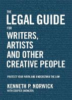 The Legal Guide for Writers, Artists...