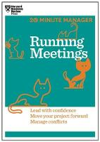 Running Meetings: Lead with...