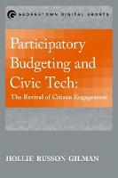 Participatory Budgeting and Civic...