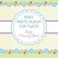 Baby Photo Album for Twins: Baby...